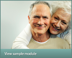 view e-health sample module